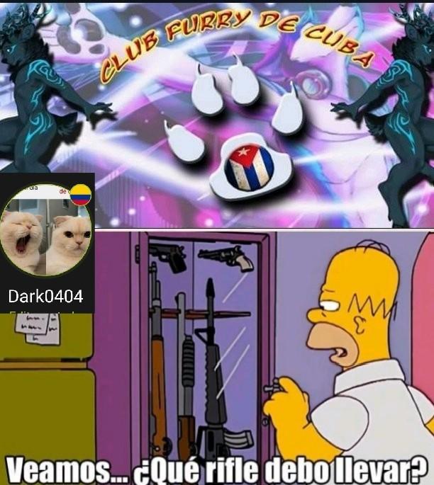 Movimiento anti furros - meme