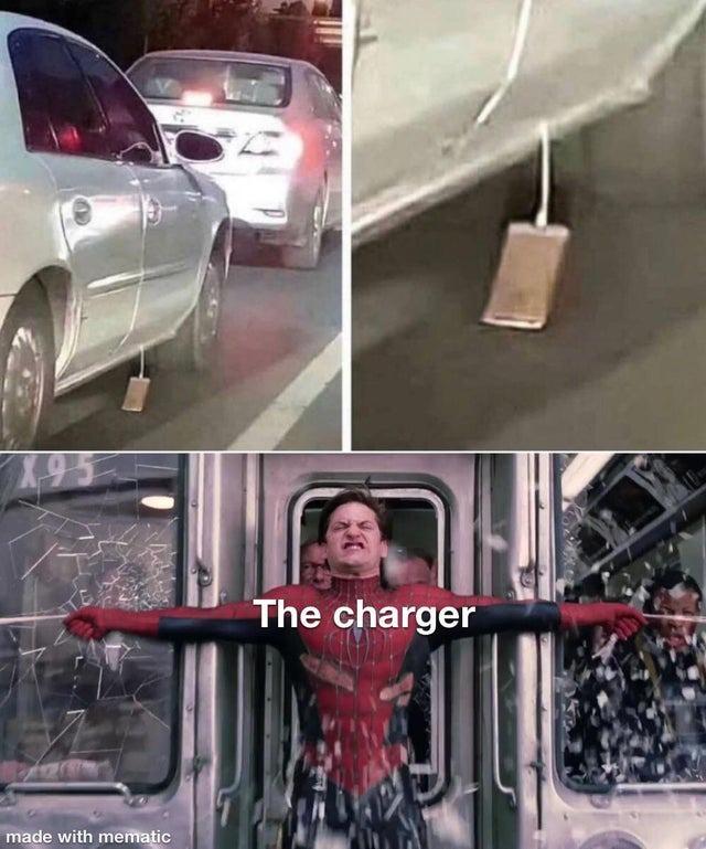 Super charger - meme