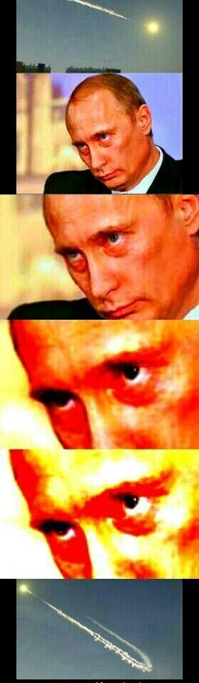 Просто Путин - meme
