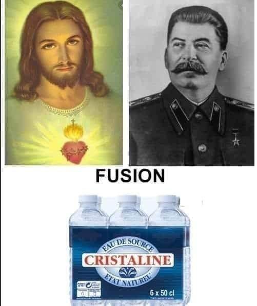 La meilleure Fusion - meme
