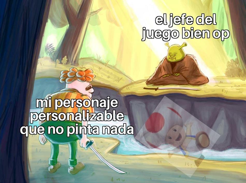 El chuek - meme