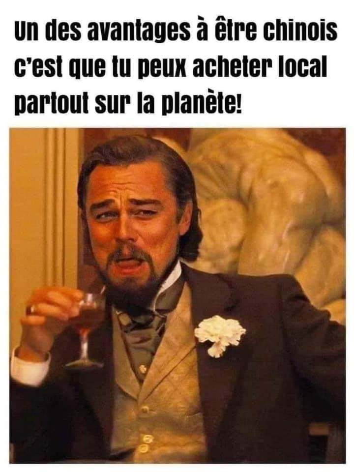 Globalement local - meme