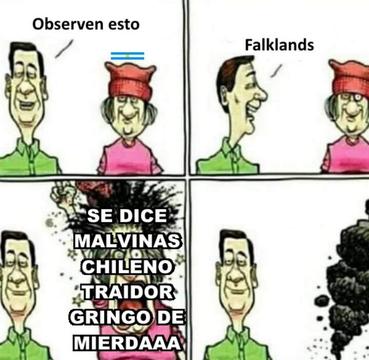 4rgentinos culiaos - meme