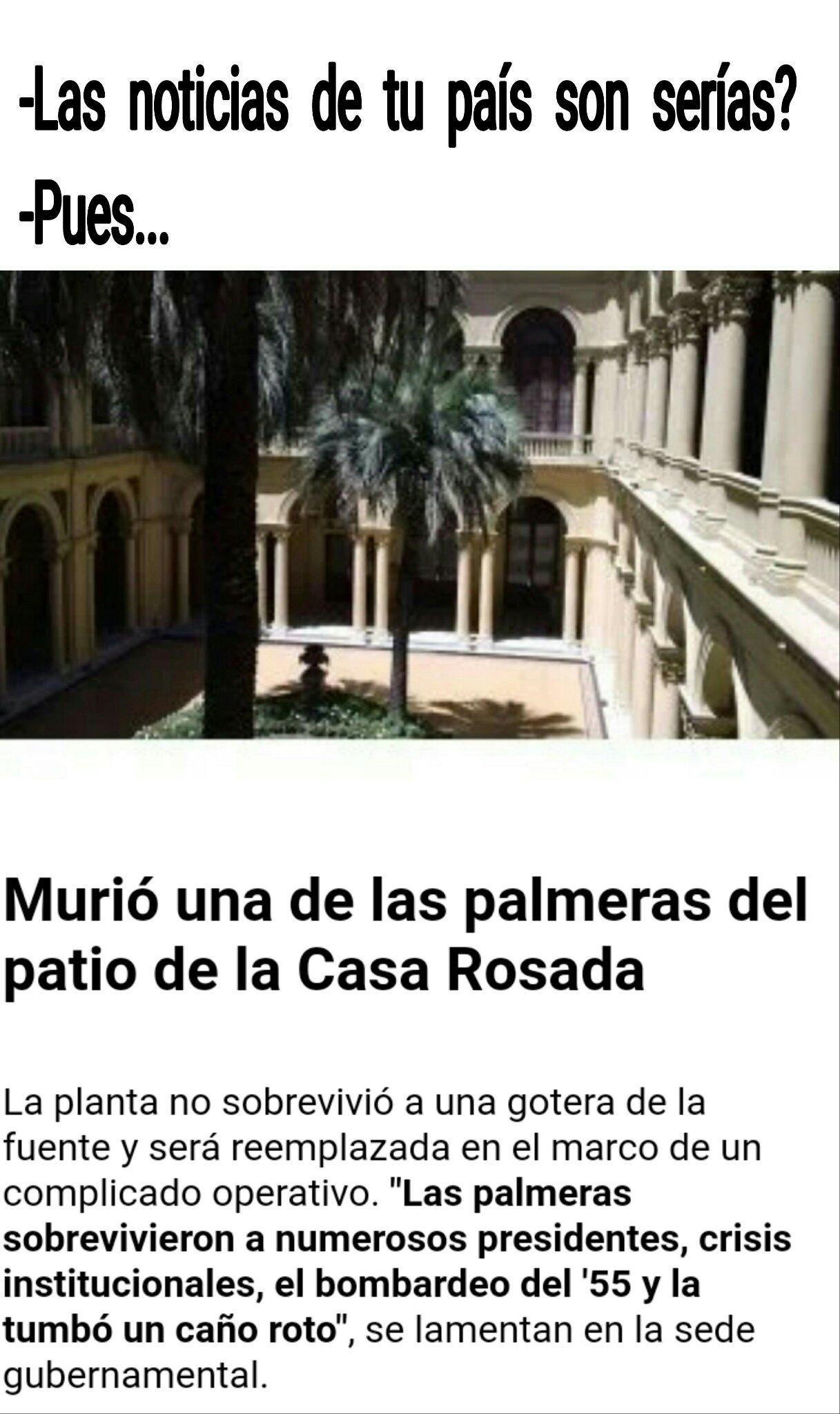 Argentina, un país generoso y con buena gente XD (Soy Argentino por cierto) - meme