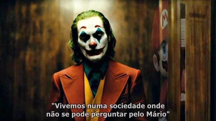 Mário - meme