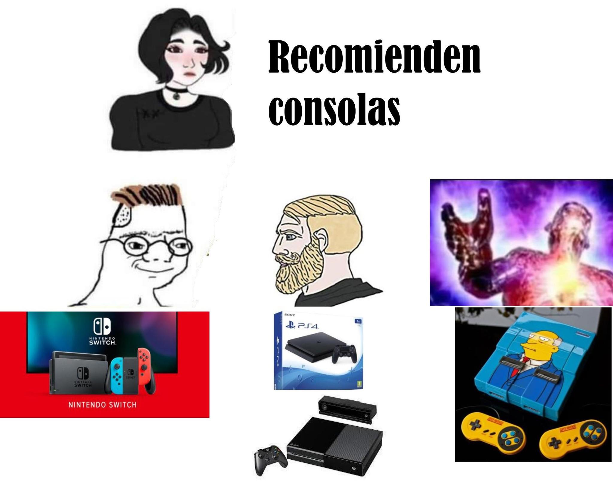 Super Nintendo Chalmers - meme