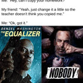 Nobody is just a white version of The Equalizer, prove me wrong