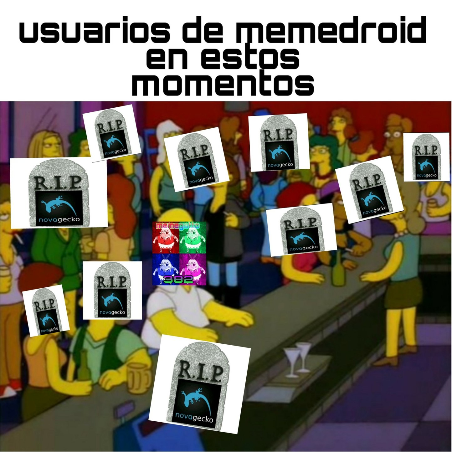 Revolucion - meme