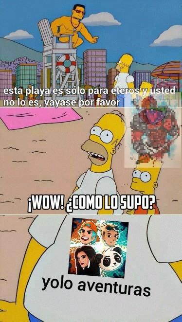 Yolo apesta - meme