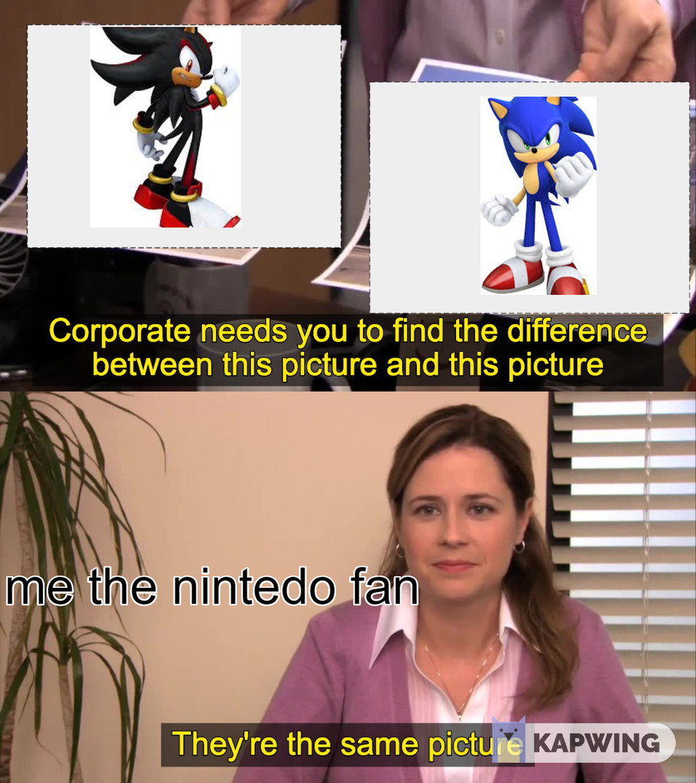 nintedo meme