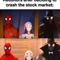 *90s spiderman music plays*