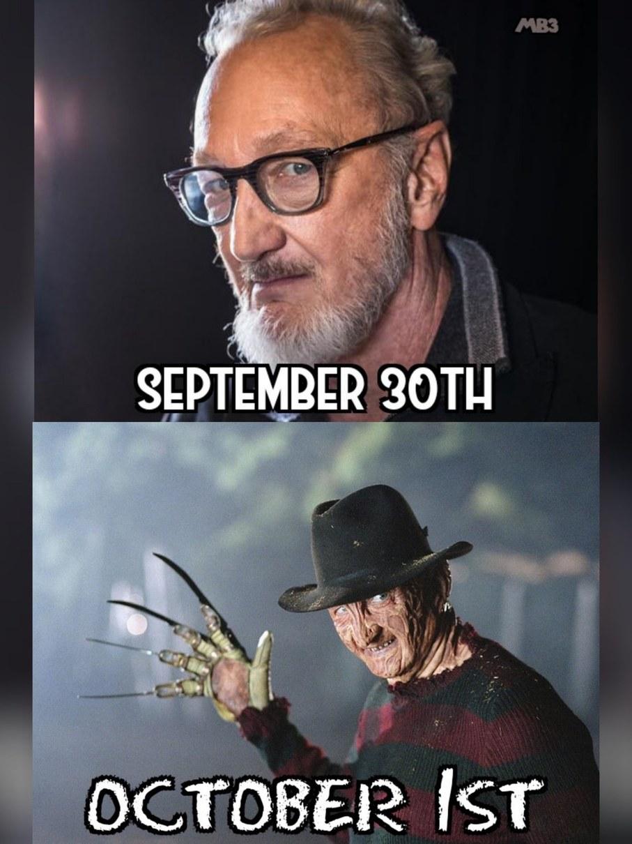 September to October - meme