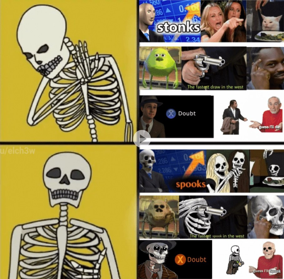 I have rereddits about HelloWeen - meme