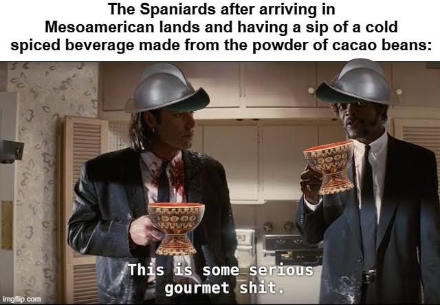 Best beverage in the world - meme
