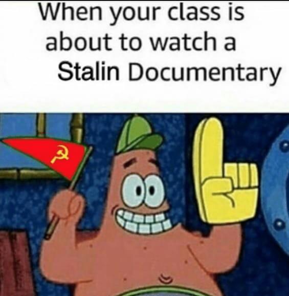 Go Stalin! - meme