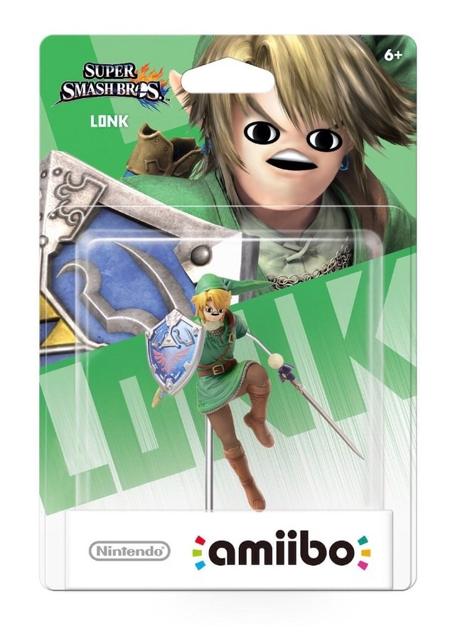 New Lonk Toy Now At Walmart - meme