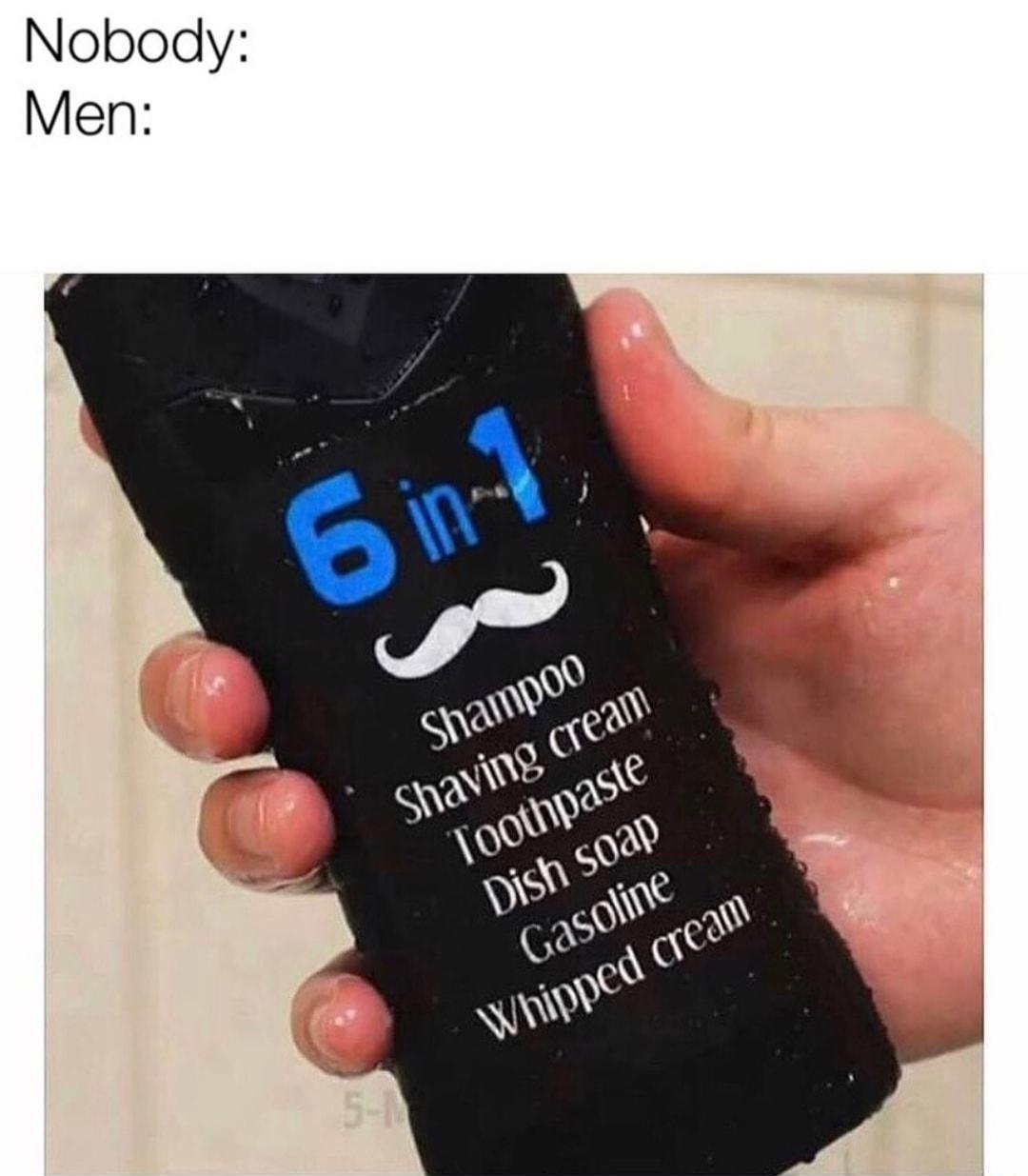 It also greases squeaky door hinges - meme