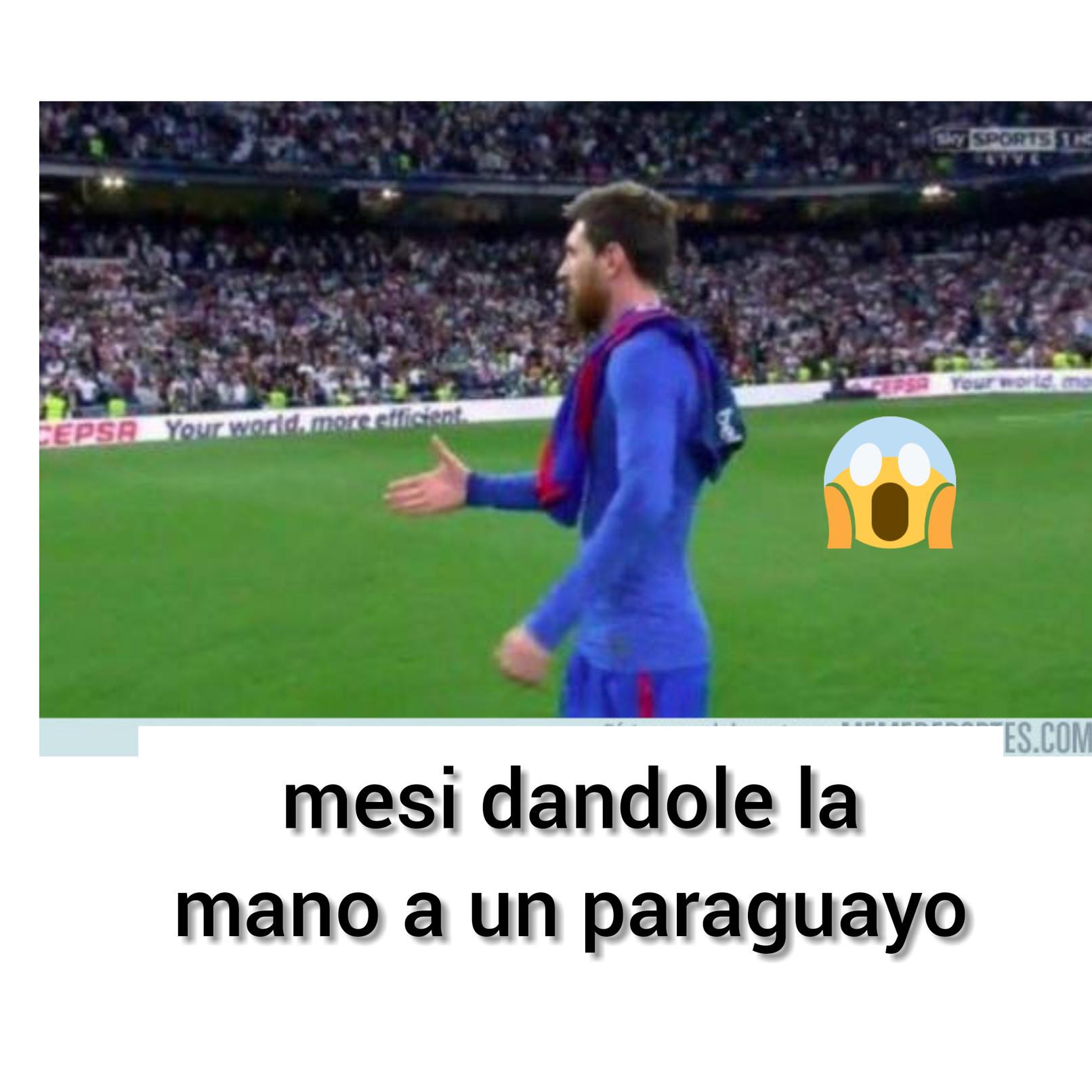 ParaQue? - meme