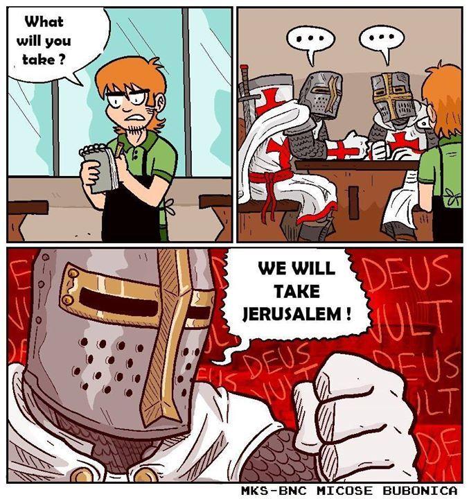 JERUSALEM !! - meme