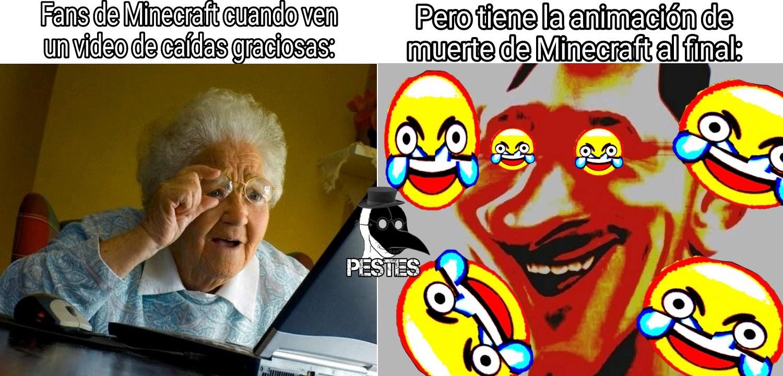 Caídasgraciosas.mp3 - meme