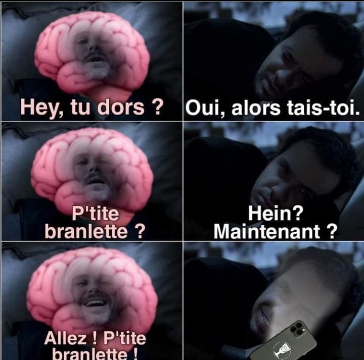 Branlette - meme