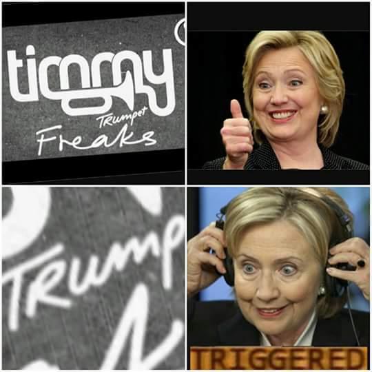 Ah Hillary che Buon tempona - meme