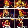 Igual me gusta más el Free Fire