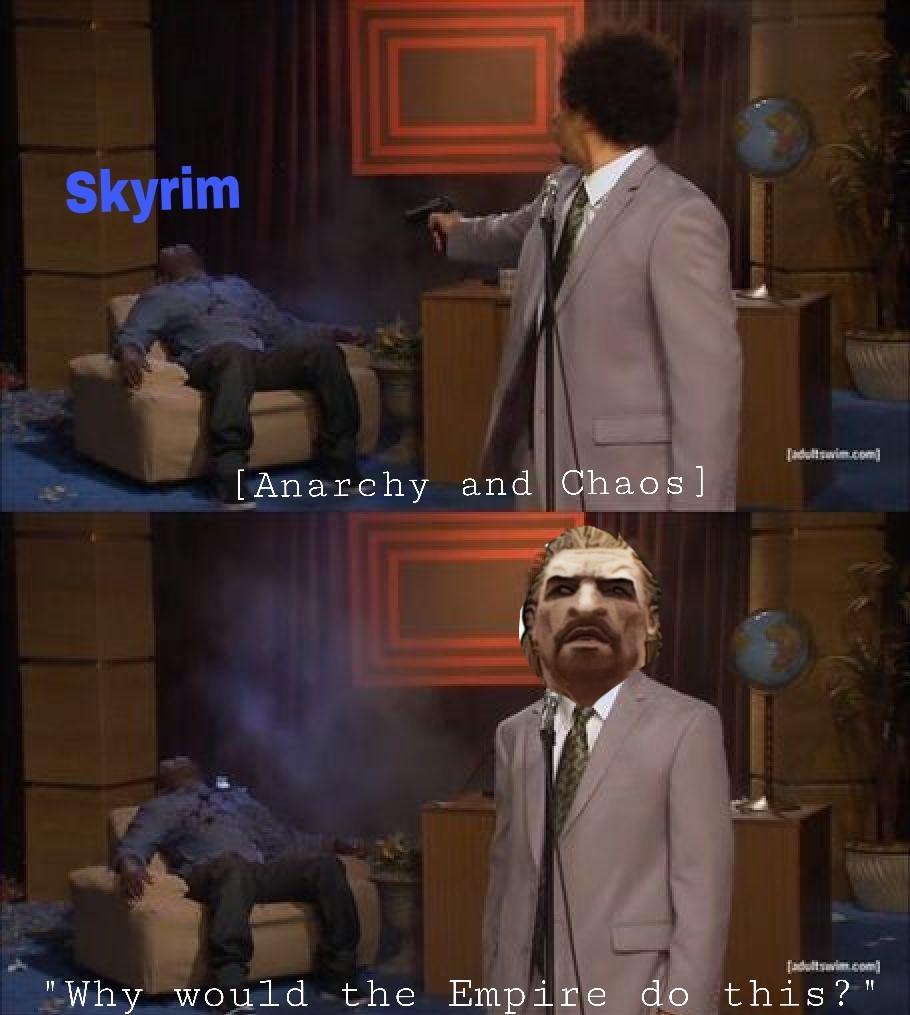 Shitty OC - meme