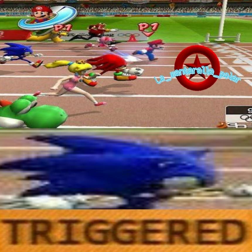 Gotta go fast!! - meme