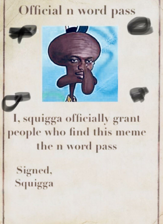 Squigga - meme