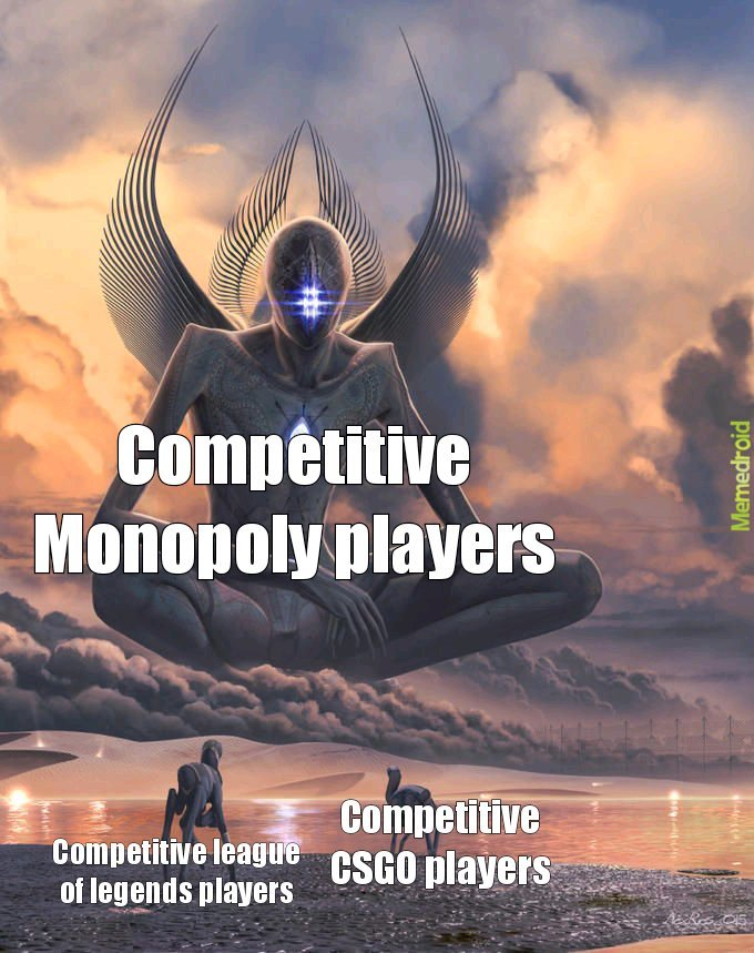 Most op gamer - meme