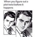 it's a twist