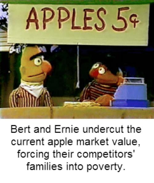 Apple Business - meme