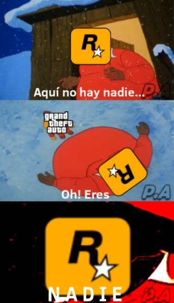 El obeso Alberto descubre el horrible secreto de la Navidad (meme de mierda)
