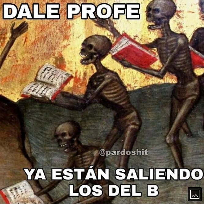 Dale PROFEEEE - meme