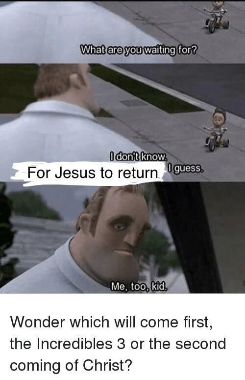 Bottom text - meme