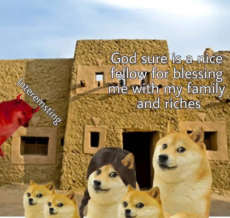 Doggoverse - meme
