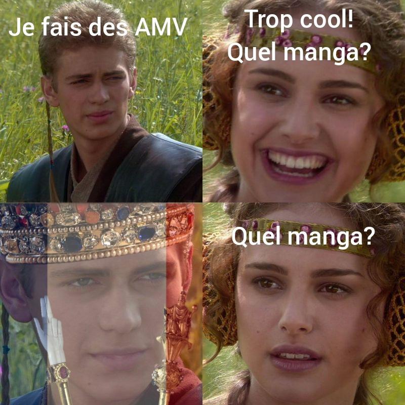 French King AMV (l'occasion pour Stéphane Bern de se lancer sur youtube) - meme