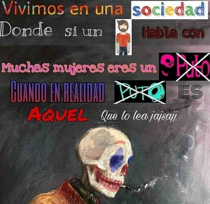Sociedad - meme