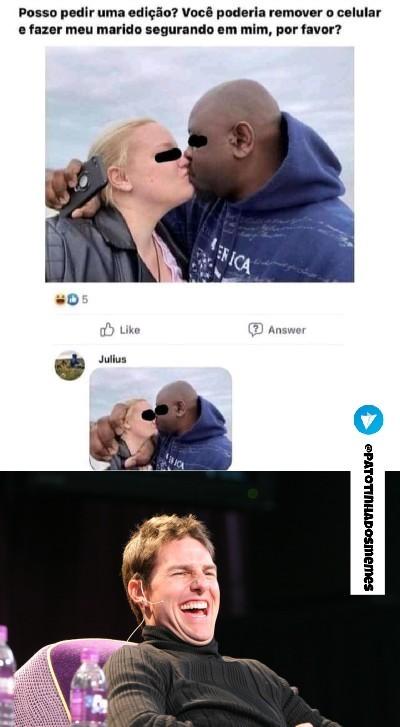 Mestres do photoshop _ patotinhadosmemes