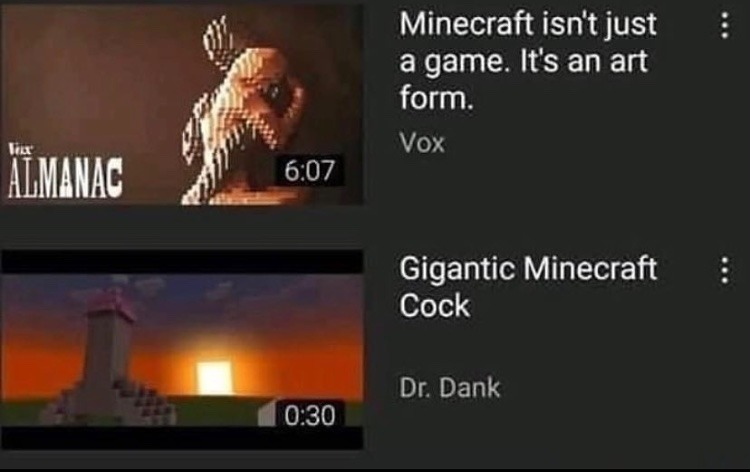 giant shaft - meme