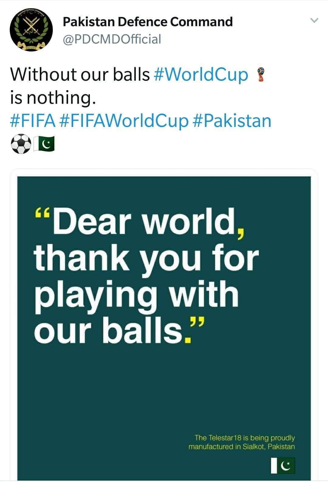 Okay, Pakistan. - meme