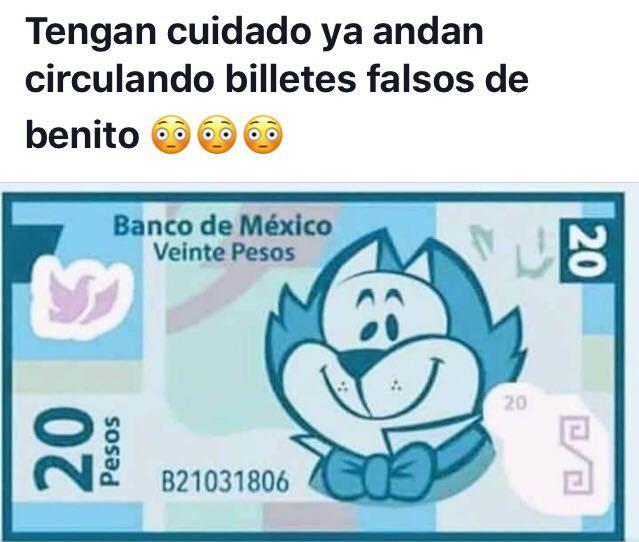 Benito Bodoque - meme