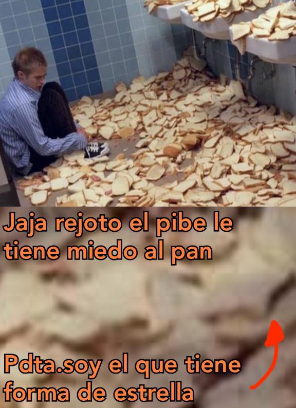 Cibofobia moment - meme