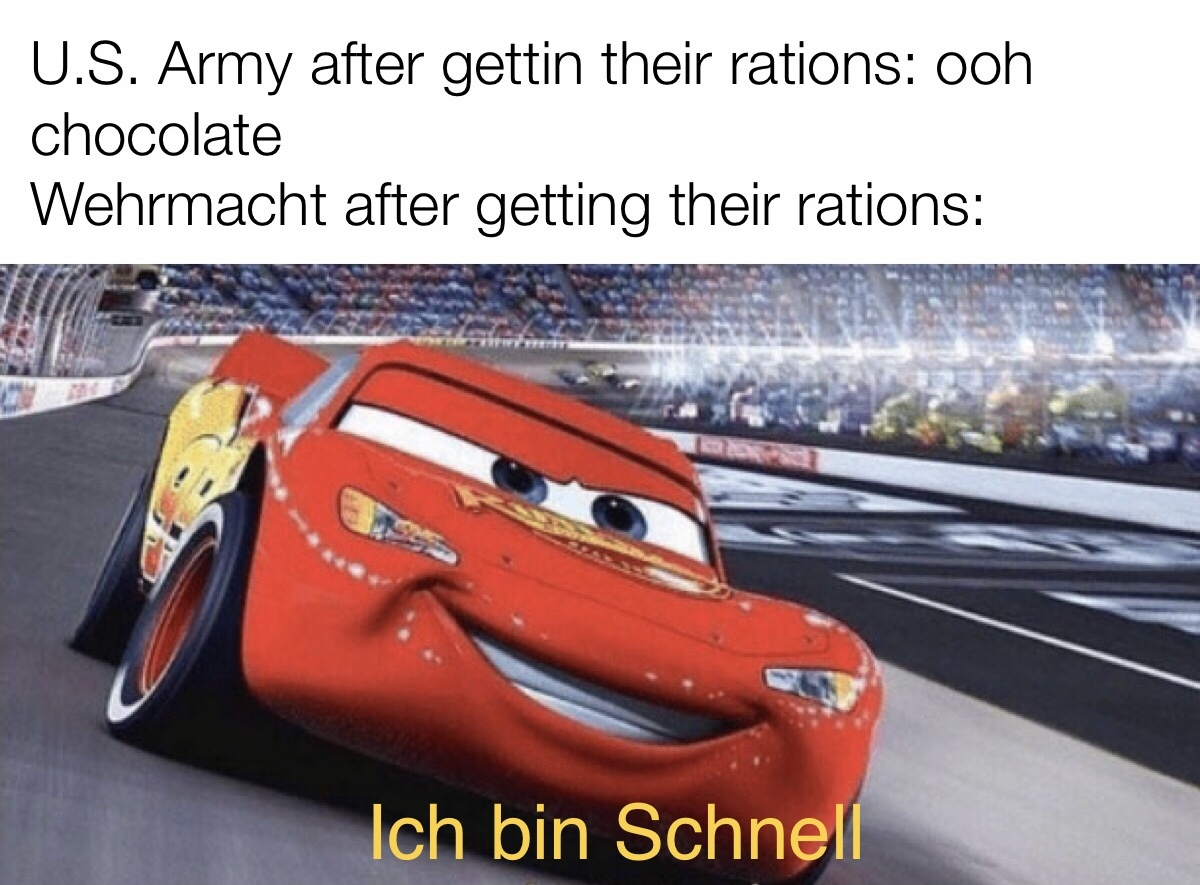 Geschnigewicht or smth like that - meme
