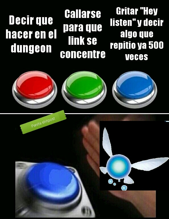 Navi be like XD - meme