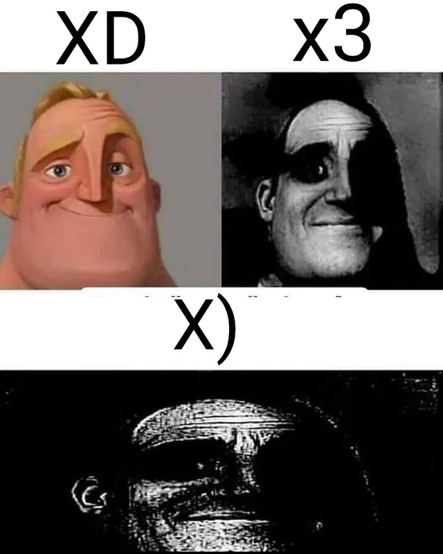XV - meme