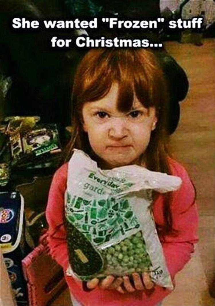When you let dad do the Christmas shopping - meme