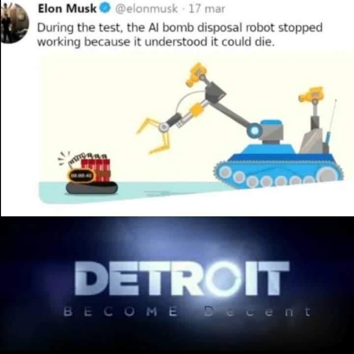 I have seen iRobot... - meme