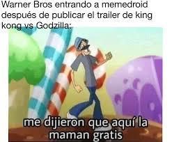 team godzila - meme